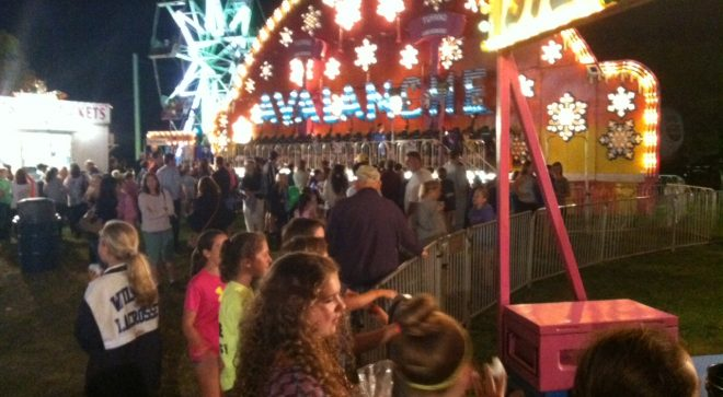 Rotary Carnival is Fundraiser to Support Local Community Projects