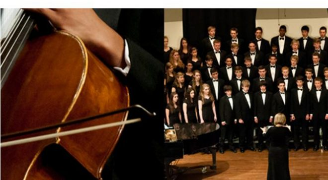 "WHS Holiday Concert Open to Community, will Celebrate Students Recognized as ""Best"" in Regional"