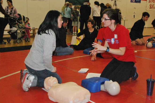 WVAC to Hold Free, Hands-Only CPR/AED Training for Wilton Residents