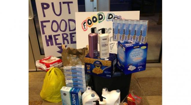Martin Luther King, Jr. Day of Service Food Drive
