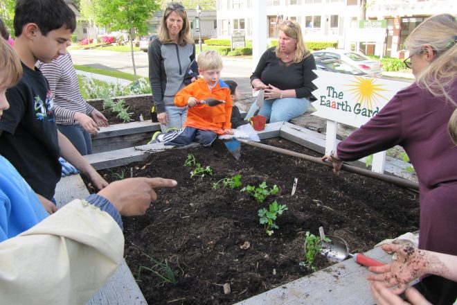 Help Good Things Grow with Wilton Library's Family Garden Club