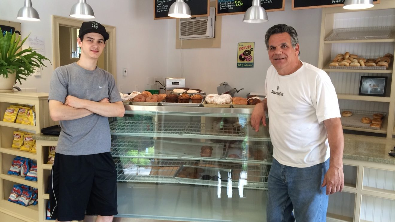 Father and Son Open Georgetown Spot for Donuts (and Much More)