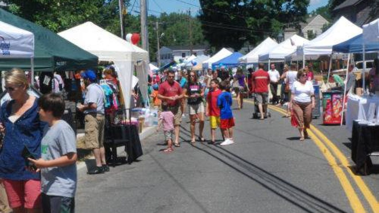 The Wilton Street Fair is Coming! The Wilton Sidewalk Sales are Coming!