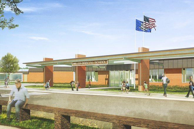 Miller-Driscoll Renovation Committee Holds Info Session Thursday