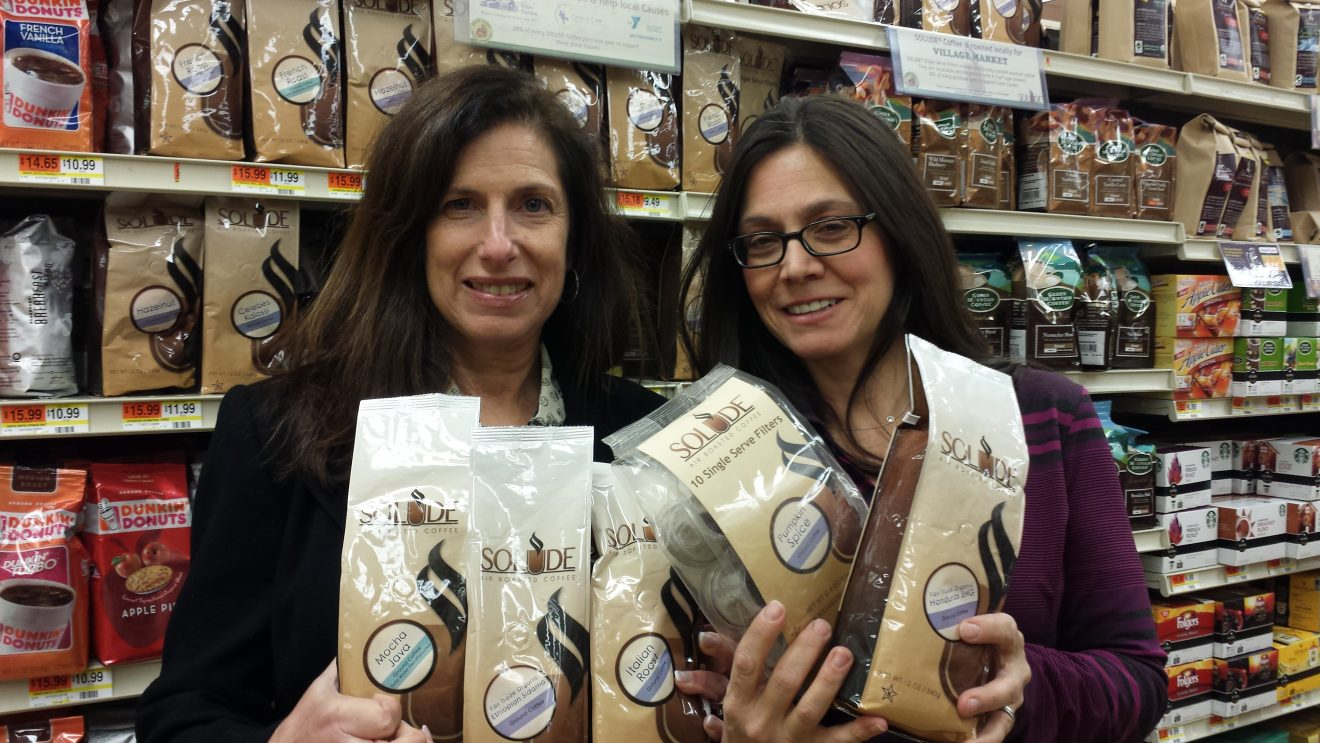 That's a GOOD Cup a Coffee:   Locally Made Coffee Benefits 3 Wilton Charities