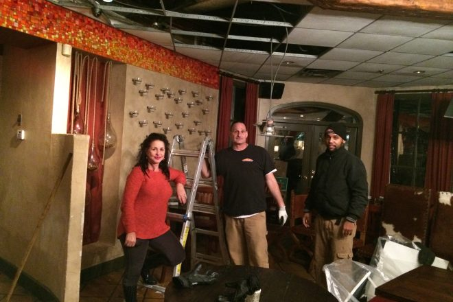 Burst Pipes at Cactus Rose Will Close Restaurant at Least One Month