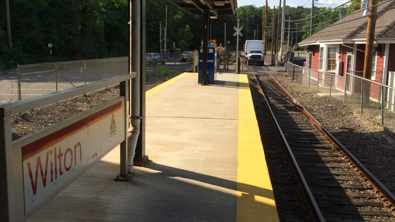 Wilton Econ. Dev. Comm. Asks Hartford for Danbury Branch Line Upgrades