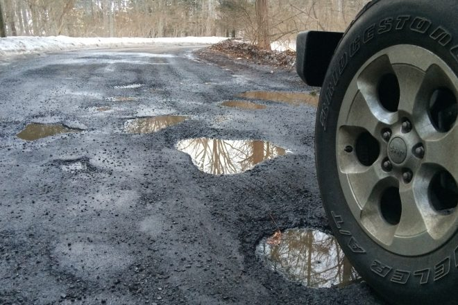 Wilton's New, Hi-Tech Approach to Repave Town Roads