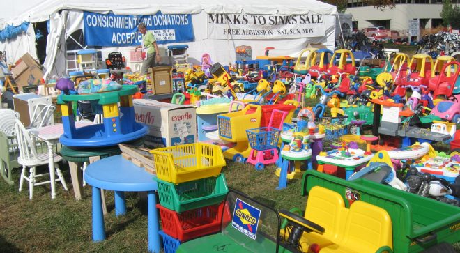 Fall 2019 Minks to Sinks–Consigning and Sale Dates