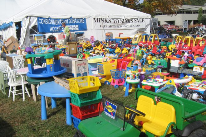 Donations and Consignments Wanted for Minks to Sinks