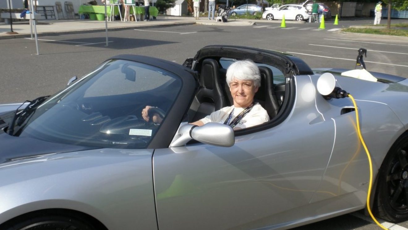 Hot Food and Cool Electric Cars Headline Sunday's Wilton Go Green Festival