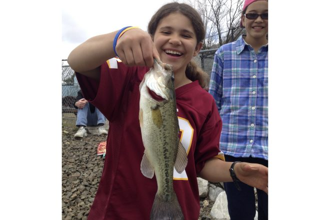Two Weekend Family Events at Wilton Y:  Healthy Kids and Fishing Derby