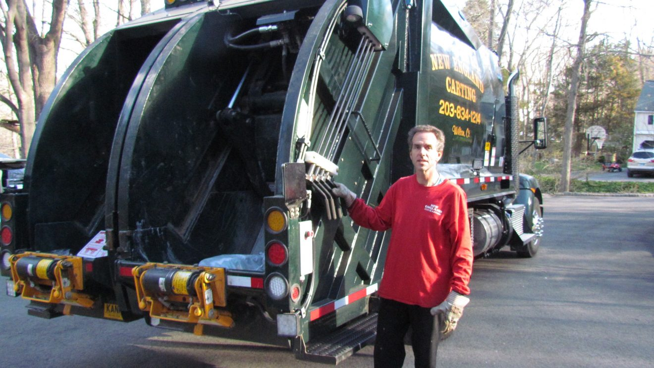 Single Stream Recycling Comes to Wilton
