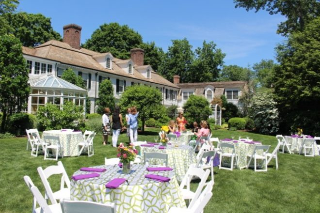 Houses, Scholars and Attendees Shine on ABC House Tour [PHOTOS]