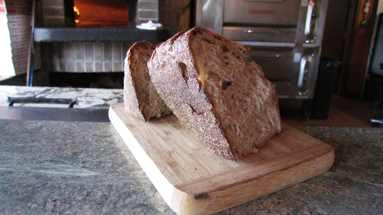 Bread Maker's Popularity Rises as Wilton Discovers His Delicious Breads