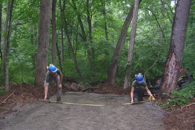 Norwalk River Valley Trail New Section Likely Ready by Labor Day