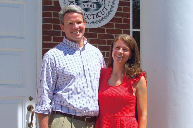 """GMW Interview⎯Dave Clune:  """"I Want to Run for Selectman Because I Love This Town"""""""