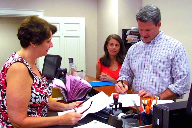 Bd. of Selectmen's Race Gets Interesting as Dave Clune Officially Files to Be On Ballot