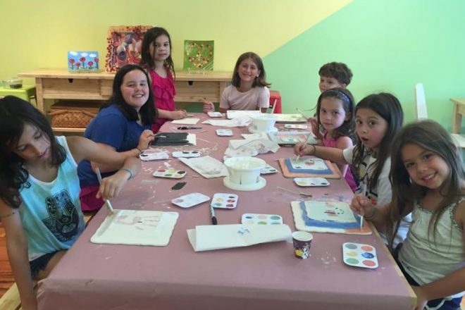 Happy Hands Pottery Offers After School Programs
