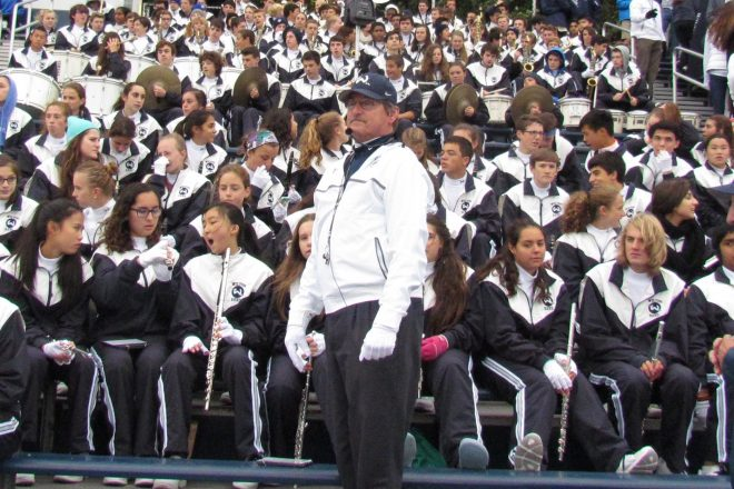 WHS Band Leader Frank 'Chip' Gawle Named Grammy Finalist