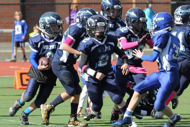 Wilton's Weekend Youth Sports Round-Up Oct. 17-18
