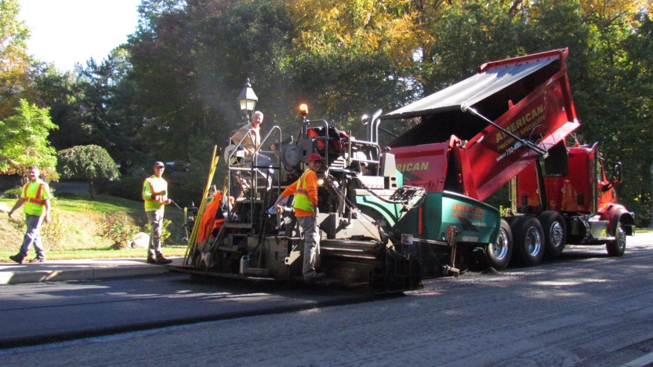 Town Issues Road Paving List Update–and Clarification on What IS and What ISN'T Town Responsibility