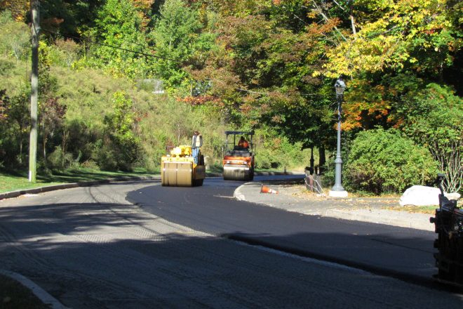 Town Updates Road Paving Schedule–Check for Your Road