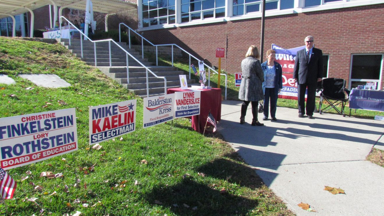 Do's & Don'ts of Political Signs in Wilton