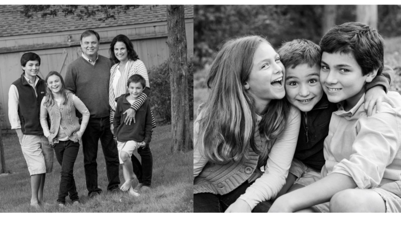 20-Min. Photo Sessions for Families Reunited at Thanksgiving—With a Give-Back Twist