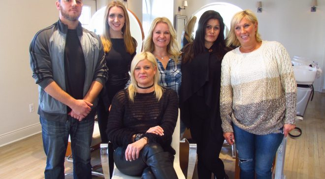 Style and Substance in Wilton Center's New Salon Lea Lauren