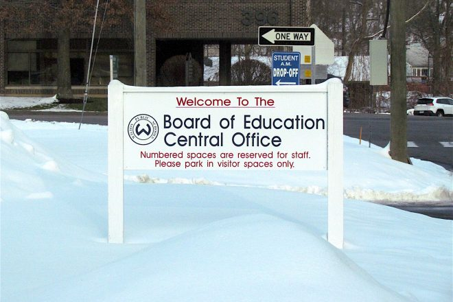 Wilton Public Schools to Close on Monday, Mar. 4 for Snow Day