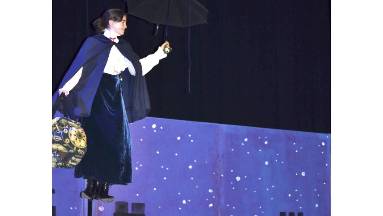 'Mary Poppins' is Supercalifragilisticexpialidocious! for Wilton Children's Theater