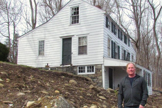 Trying to Rescue a Historic Wilton Home, But it's Not Always Easy