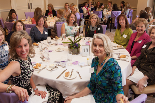 Woman's Club Looks Back at 10 Years of Philanthropy and Fashion Shows