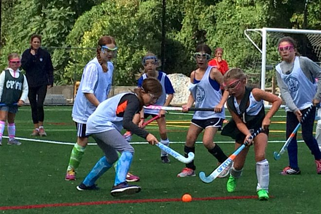 Wilton Youth Field Hockey to Offer Spring Clinics