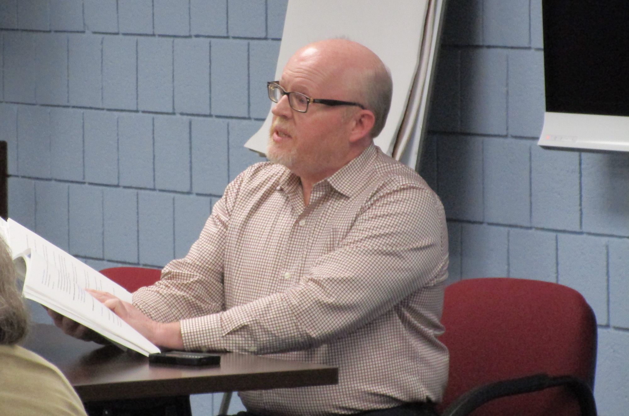 whs athletic director addresses boe but frustrated parents aren t john