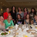 woman's club lunch 1