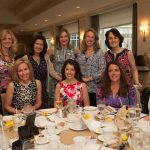 woman's club lunch 10