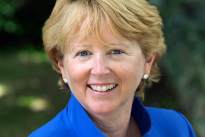 THE GMW INTERVIEW:  Lynne Vanderslice, Running for Re-Election to First Selectwoman