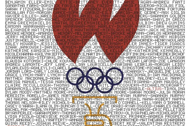 PGP 2016 Theme Revealed!  (Cue the Olympic Theme Music…)