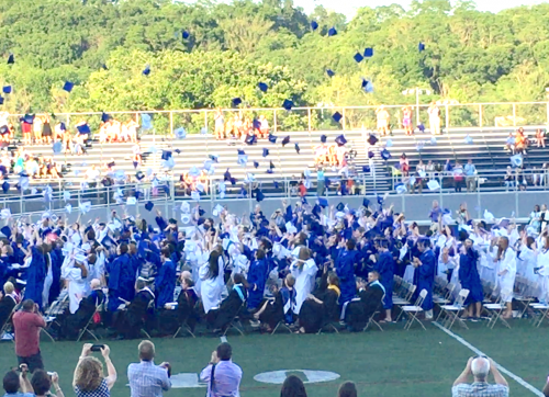 Wilton High School Looks toward Graduation Saturday [Details & Schedule]