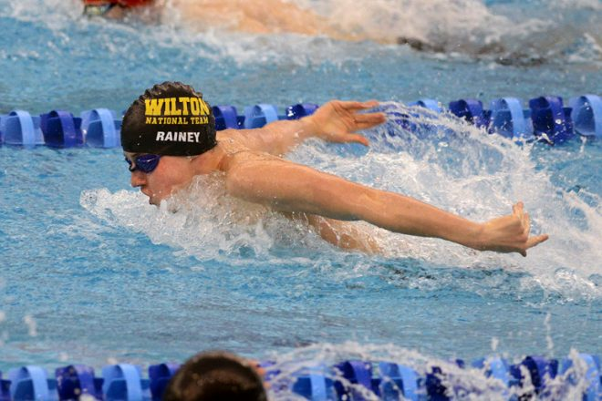 Wilton Y Wahoos Swimmers Headed to 2016 Olympic Trials, Paralympic Trials and Rio Games
