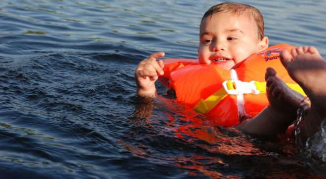 """Wilton Fire Chief's Water Safety Series:  """"Life Jackets for All"""""""