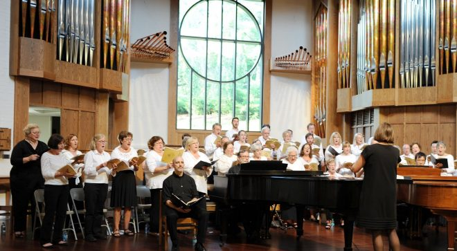 Join Music on the Hill's Open Chorus