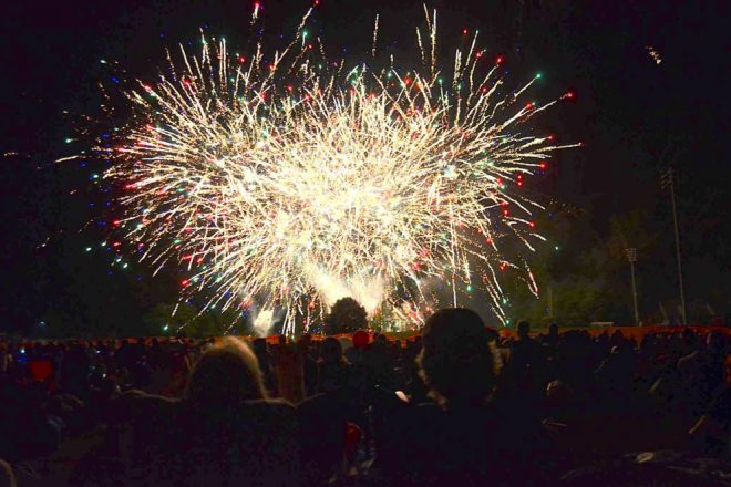 Wilton's July Fourth, In Pictures and Video