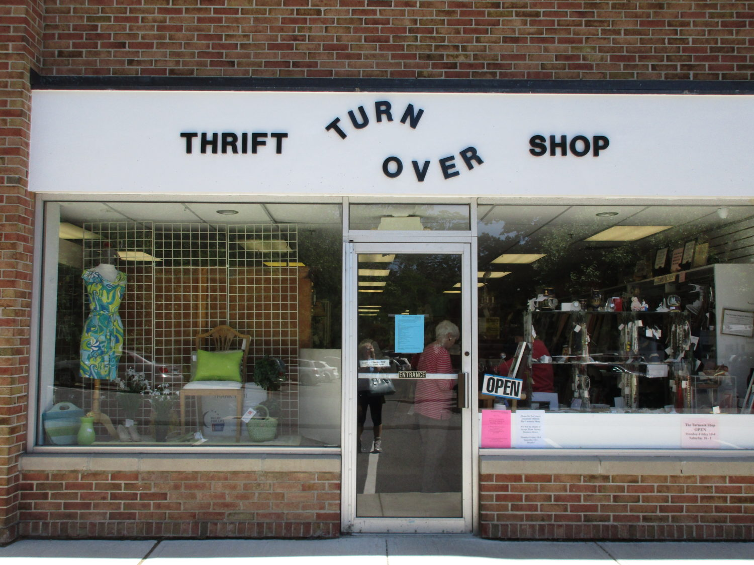 Turnover Shop Donates Thou$ands to Wilton PTAs