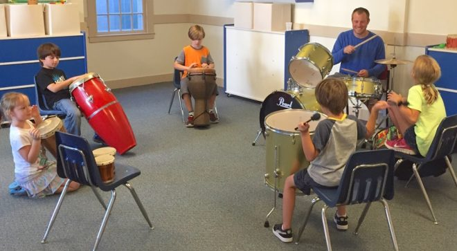 Drummer Returns Home to Wilton, and Shares His Love of Drums in Classes & Family Event 9/3