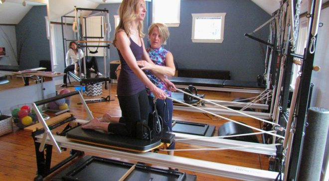 Passion in Motion, for Owner of Wilton's Pilates Advantage Studio