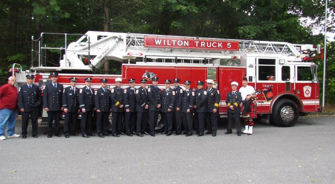 """OP-ED:  Wilton Fire Chief """"Addresses"""" an Important Issue"""
