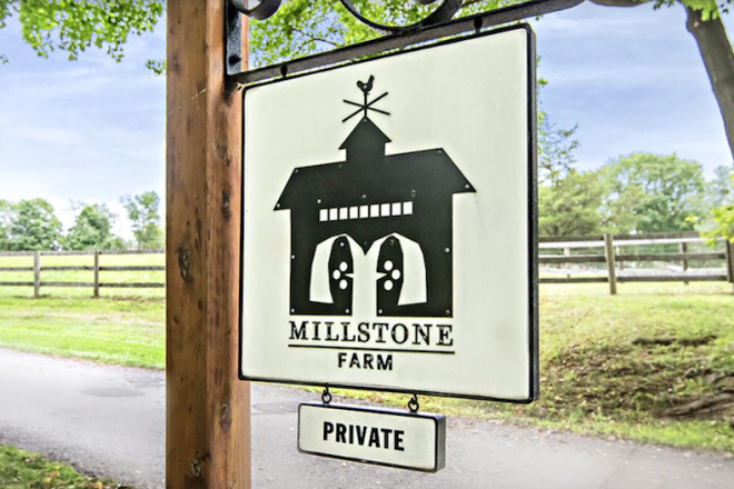 BREAKING NEWS:  Town Issues 'Cease & Desist' Order to Millstone Farm